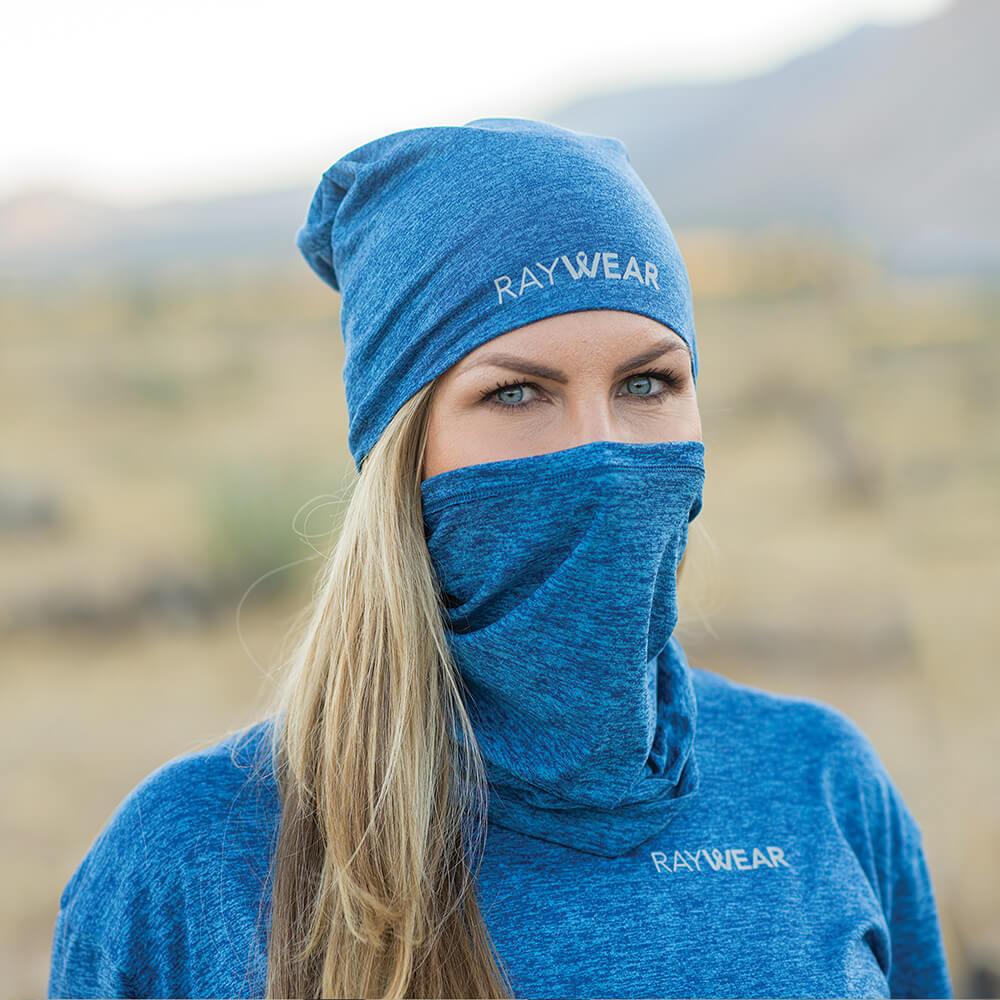 Light Radiation Protective Clothing Bundle Blue